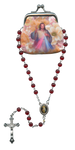 Divine Mercy Rosary and Pouch - R71G0001