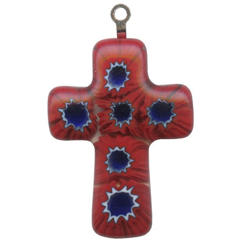 Genuine Murrina Veneziana Cross - XMU-10