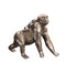 bronze gorilla and baby sculpture michael simpson limited edition