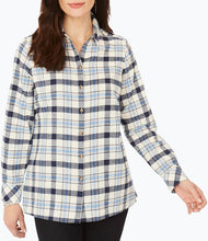 Load image into Gallery viewer, Journey Brushed Plaid Shirt