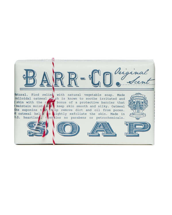 Original Scent Triple Milled Soap