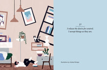 Load image into Gallery viewer, Ani Trime's Little Book of Affirmations: 52 Illustrated Practices for a Peaceful and Open Mind