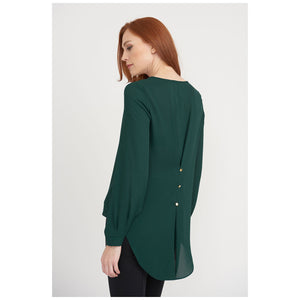 Button Back Blouse