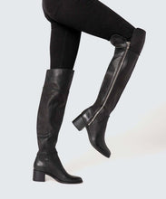 Load image into Gallery viewer, Dorien Leather Boots