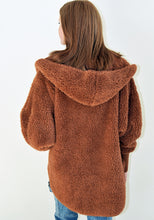 Load image into Gallery viewer, Fluffy Sweater Body Wrap - Fall Harvest