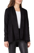 Load image into Gallery viewer, Shawl Double Front Cardigan