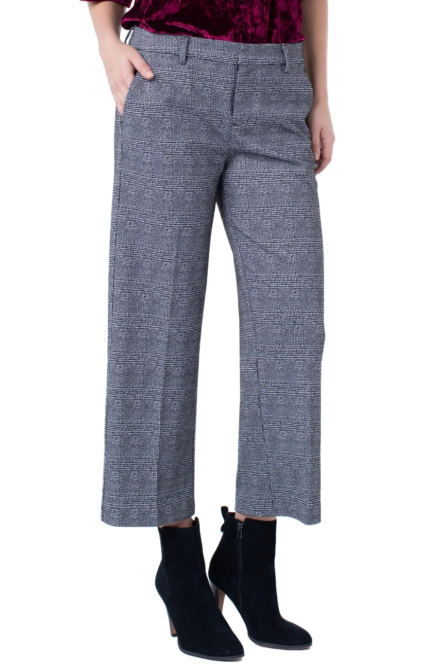 Kelsey Stovepipe Knit Trouser