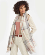 Load image into Gallery viewer, Barbour Freya Wrap/Scarf