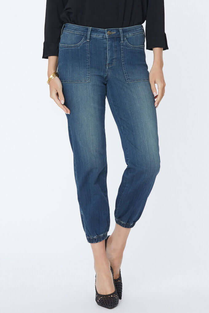 Jogger Jeans In Sure Stretch Denim