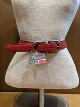 Load image into Gallery viewer, Amalfi - Women's Italian Suede Belt with Brushed Silver Buckle