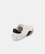 Load image into Gallery viewer, Zina Sneakers in White Leather