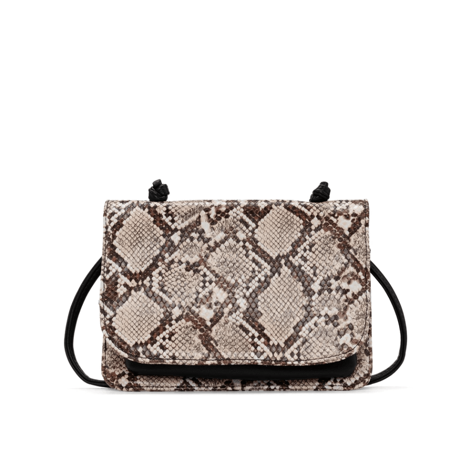 Crossbody Carryall Purse