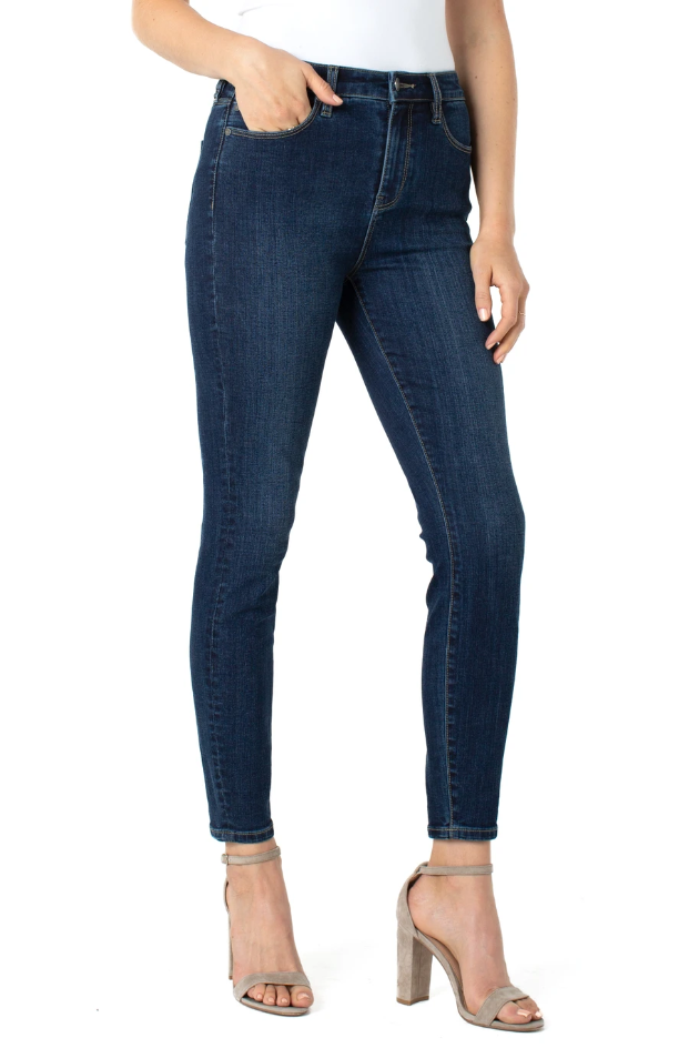 Abby High-Rise Skinny Eco