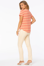 Load image into Gallery viewer, Rugby Striped Tee
