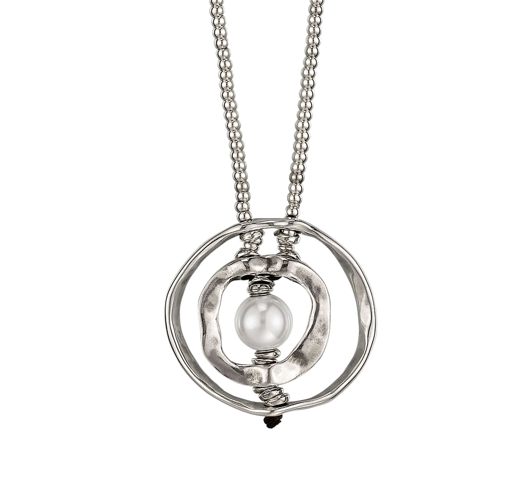A Pearl of Wisdom Necklace