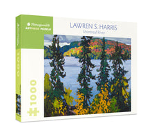 Load image into Gallery viewer, Lawren S. Harris: Montreal River 1000-Piece Jigsaw Puzzle