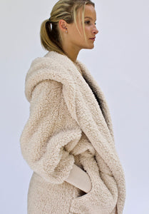 Fluffy Sweater Body Wrap