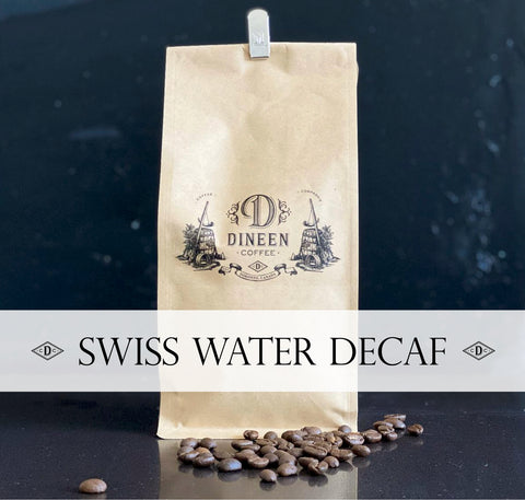 Swiss Water Decaf - Dark Roast