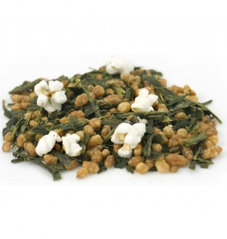 Green Tea Genmaicha (50g)