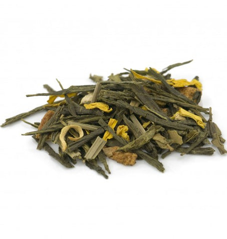 Lemon Ginger Tea (50g)