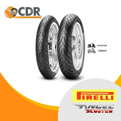 130/70-12 ANGEL SCOOT REI TL 62P PIRELLI