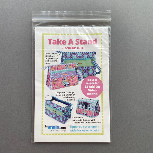 """Take a Stand"" from By Annie Patterns"
