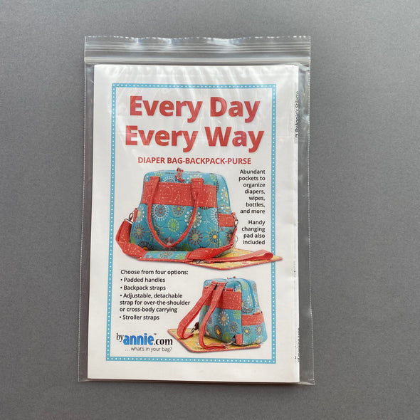 """Every Day Every Way"" from By Annie Patterns"