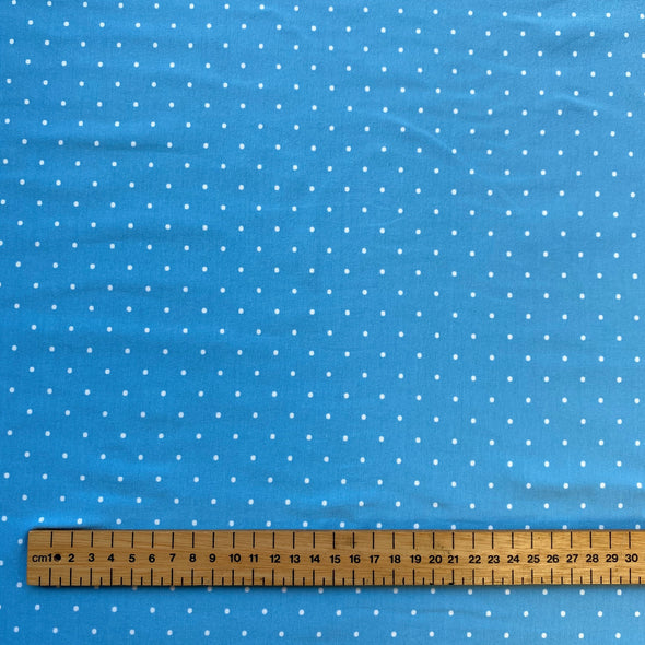 Mini Polka Dot - Cotton Jersey