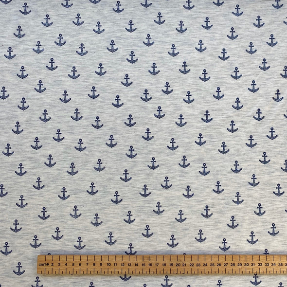Nautical  Anchors - Jersey