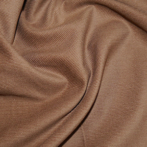 Brown Needlecord - Cotton