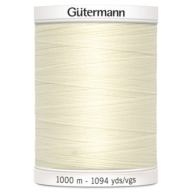 Gutermann Sew-All Thread 1000m