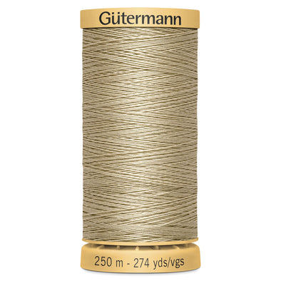 Gutermann Natural Cotton Thread 250m