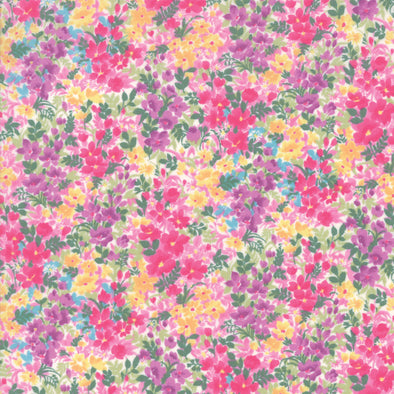 Regent Street Cotton Lawn by Moda - Pink