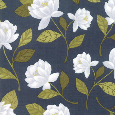 Goldenrod Floral - Cotton Print