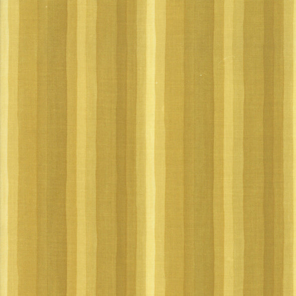 Goldenrod Yellow Stripe - Cotton Print