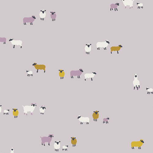 Wool Origins by Mister Domestic - Cotton Print