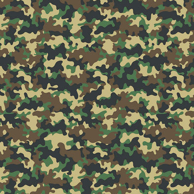 Camouflage - Crafty Cotton
