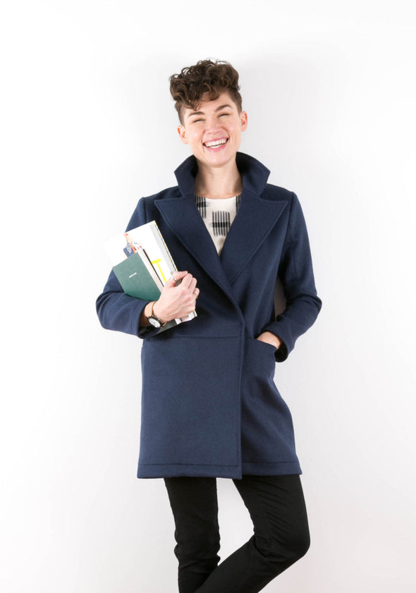 """Yates Coat"" by Grainline Studios"