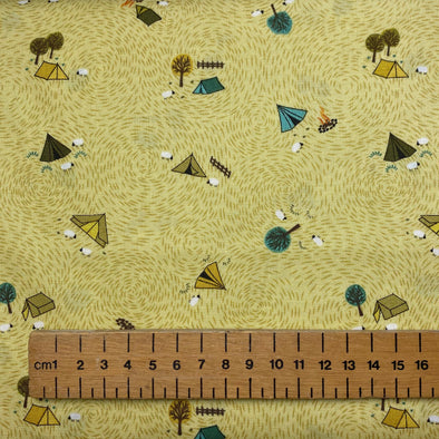 Tents - Cotton Print