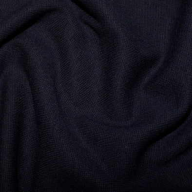 Jersey Ribbing Tube - Navy