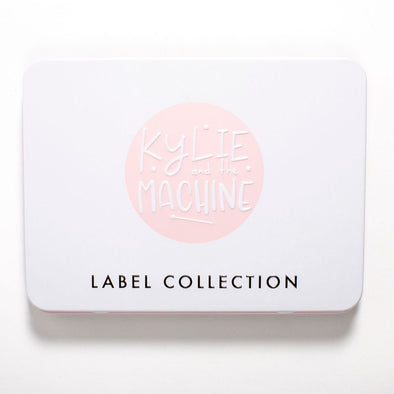 Label Collectors Tin by Kylie and the Machine