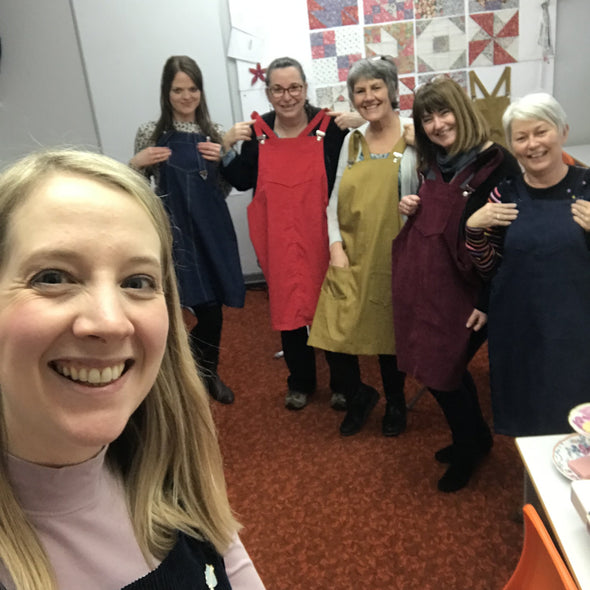 Dressmaking Club - Tuesday Evenings, starts June 1st