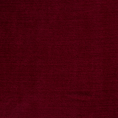 Bordeaux Slouchy Woven Fleece