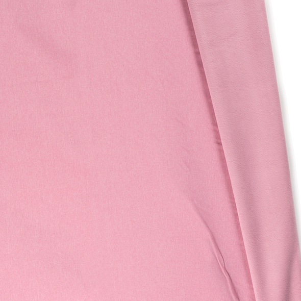 Pink Soft-Shell Fleece Backed