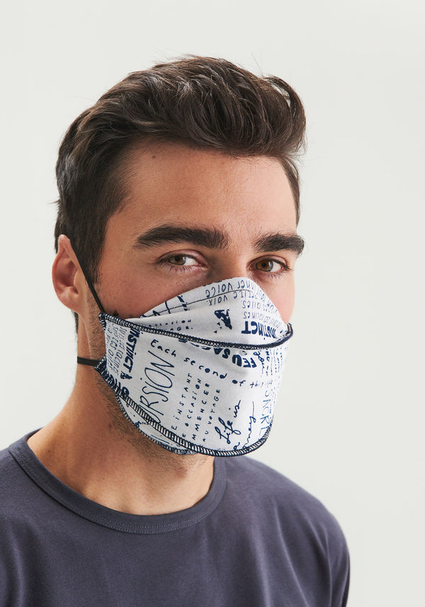 MASK - Men reusable mask (unisex)