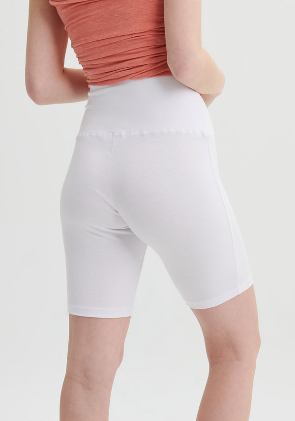 EVEREST - White tights shorts
