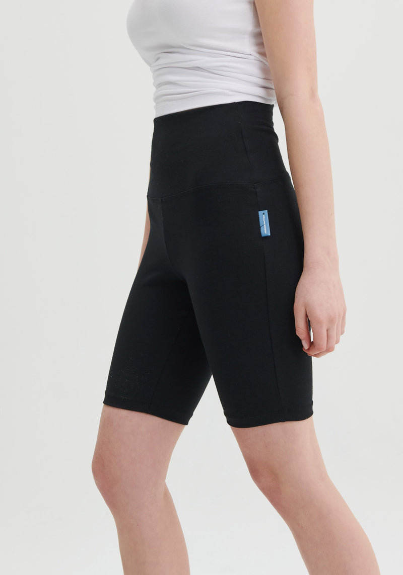 EVEREST - Black tights shorts