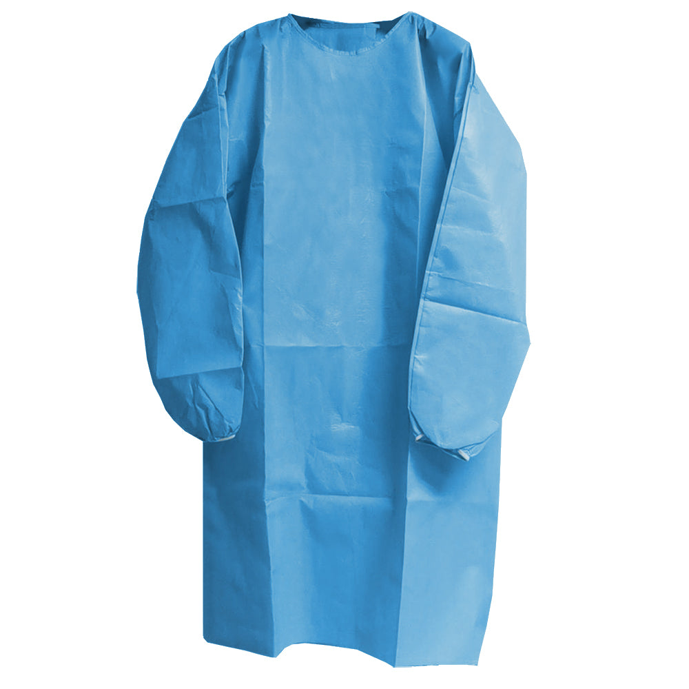 AAMI Level 2 Non-woven fabric isolation gown
