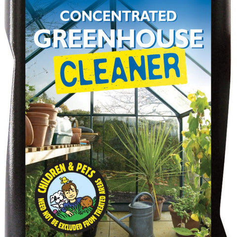Concentrated Greenhouse Cleaner