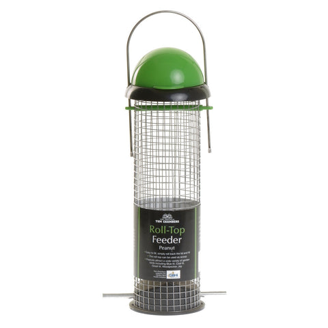 Roll-top Feeder – Peanut